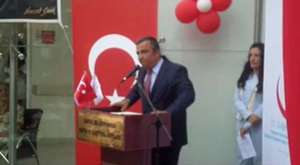 Sağlık Bakan Yardımcısı Ahmet Baha Öğütken'in konuşması