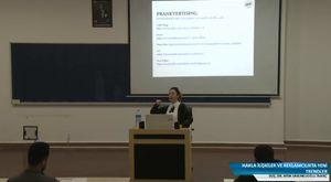Endüstri Mühendisliğine Giriş 04.12.2017 Prof. Dr. Orhan TORKUL
