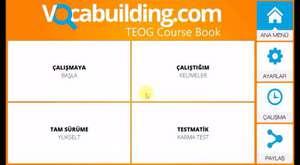 YDS İngilizce Kelime Ders 2