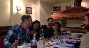 Ahmet Parlak ile ortam sohbetleri