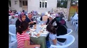 Geçen sene iftar