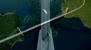 3 üncü  Boğaz Köprüsü Tanıtım Filmi
