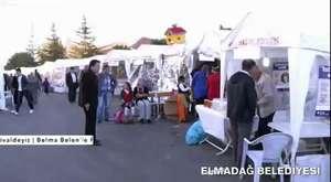 Belma Belen'le ELMADAĞ Festivalindeyiz...(TGRT)