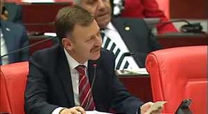 Nevzat Korkmaz Özel Güvenlik Görevlilerinin sorunları Mecliste