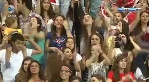 Umut Bulutun Golü Türkiye 2 Gana 0 hazırlık maçı 14 08 2013