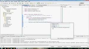 Android Programlama Ders 3 Activity,TextView,EditView Kavramları ve İlk Uygulama Bölüm 1