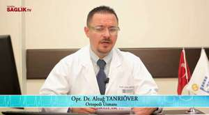 Op. Dr. Altuğ Tanrıöver - Topuk  Arkası Kemik Sorunları (Aşil Tendiniti)