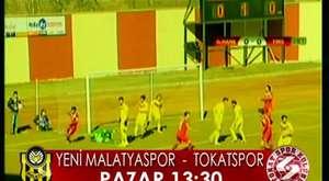 Tokatspor  maçı intro