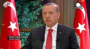 Erdoğan HDP mitingindeki patlamalarla ilgili konuştu