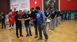 4.Orman Gençlik S.K. Genç Erkek Takımı Ödül Töreni.