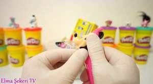 Dev MLP Twilight Sparkle Sürpriz Yumurtası - Play Doh Oyun Hamuru İle My Little Pony Dev Yumurtası