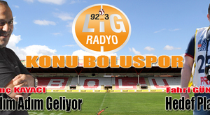 Boluspor - Adanaspor Maç Sonu