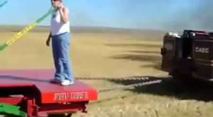 Şoföre Gerek Olmayan Fendt Traktör - WebTv
