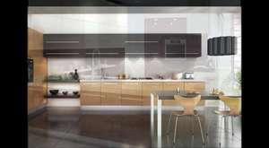 En Yeni 2018 Model Country Tarzı Mutfak Dolapları Modelleri