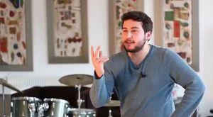 Ferhat Tunç'tan 3 bin rakımlı Munzurların zirvesinde klip