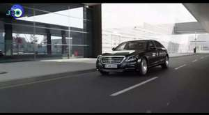 MERCEDES-MAYBACH S600 2015 MODEL