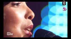 Indila D17 TV [live performance] 2014