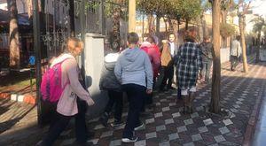 MHP Milletvekili Adayı Osman Oktay, Bakkallar Odasının Misafiri Oldu