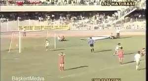 Lig tarihine geçti: Antalyaspor 1-8 Ankaragücü
