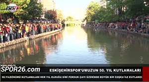 Eskişehirspor- Boluspor finali