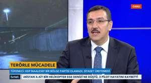 Bakan Tüfenkci TVNET`e Konuk Oldu