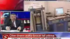 Murat DOĞAN STV de Canlı Yayından Test