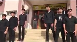 Tarsus'ta boğulma olayı MOBESE'de