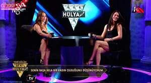 Şenay Gürler Bacak Frikik (DOMALIYOR)