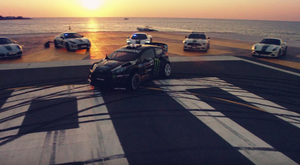 KEN BLOCK'S GYMKHANA EIGHT- ULTIMATE EXOTIC PLAYGROUND; DUBAI