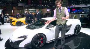 McLaren 675LT at Geneva 2015 - evo MOTOR SHOWS