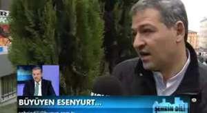 Esenyurt Belediye Başkanı Bugün Tv'de