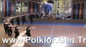 2014 THOF Büyükler Final - Diyarbakır Yenişehir HEM GSK - Folklor.Gen.Tr
