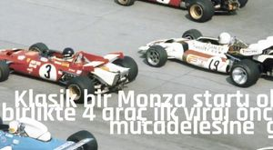2017 Monaco GP - Start ve İlk Tur