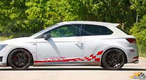 2015 Seat Leon SC Cupra Tuning by JE Design