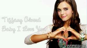 Tiffany Alvord - Baby I Love You (with lyrics)