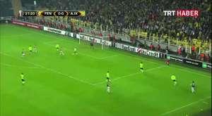 #SÜPERLİG Çaykur Rizespor 0-2 Akhisar Belediyespor | GOLL 26'Güray