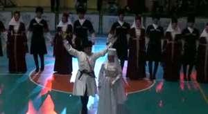 Kafkas Hallk Dansları