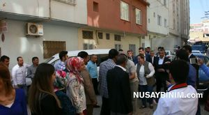 Nusaybin'de Aşure programı