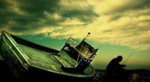 Yalnızlık Sevdiklerimizin Hediyesidir-Bir Ali ihsan Konuklu Şiiri