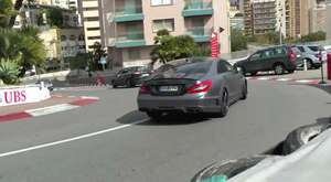 750hp Mercedes-Benz CLS 63 AMG Stealth GSC