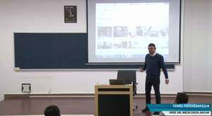 Temel Fotoğrafçılık 06.12.2016 Prof. Dr. Melih Zafer Arıcan