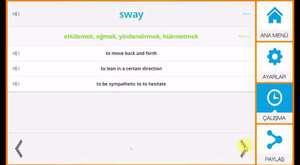 Teog  8. Unite İngilizce Kelime Dersi 1