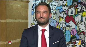 Giancarlo Cancelleri, candidato Presidente alla Regione Siciliana - La7/DiMartedì - 10/10/2017