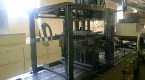 CME 1200 IID ONE SHOT CHOCOLATE MOULDING LINE