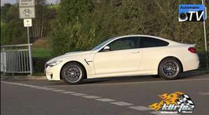 2015 BMW M4 Coupe 431 Hp - DRIVE - SOUND