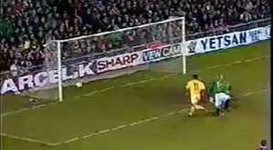 Arif Erdem'in Manchester United'a Attığı Muhteşem Gol