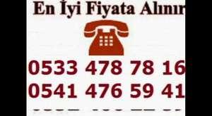 İKİNCİ EL İPHONE SAMSUNG GALAXY TELEFON ALANLAR ALAN YERLER