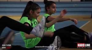 Asla Vazgeçme: Düştükten Sonra Yarışı Kazanan Kadın Atlet