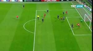 #UEFALİGİ Lokomotiv Moskova 1-1 Beşiktaş | ÖZET