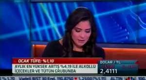 Prof. Dr. Erhan ASLANOĞLU CNBC-E' de Enflasyon Oranlarını Değerlendiriyor